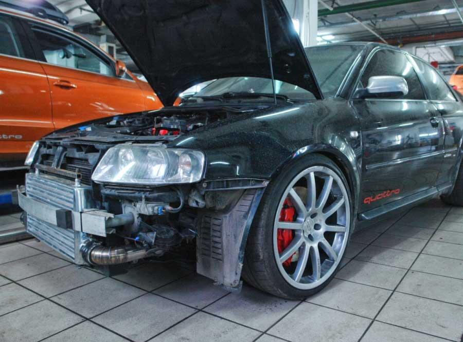 Чип-тюнинг для Audi S3 8L 1.8T Stage 3 - AGP Motorsport