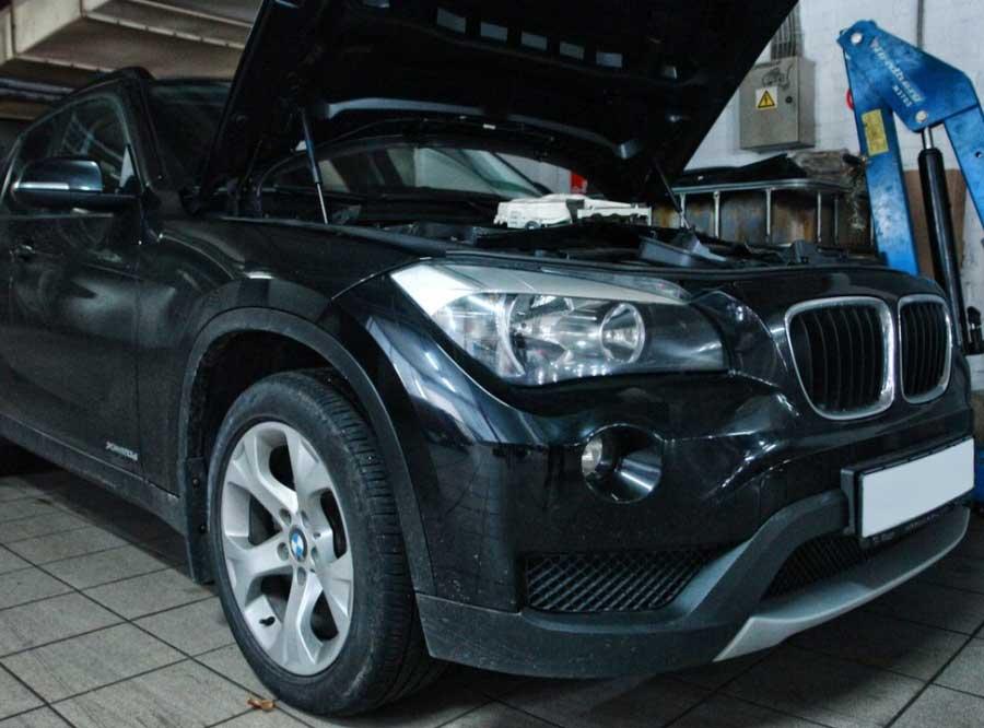 Чип-тюнинг для BMW M6 Stage1 - AGP Motorsport