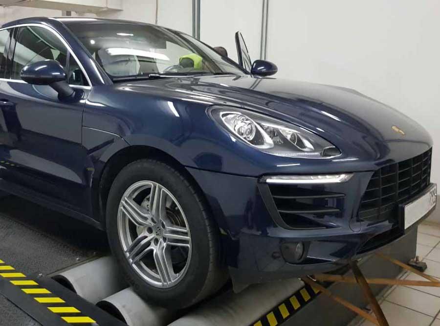 Чип-тюнинг для Porsche Macan GTS 3.0T (340hp) Stage2 – 420hp - AGP Motorsport