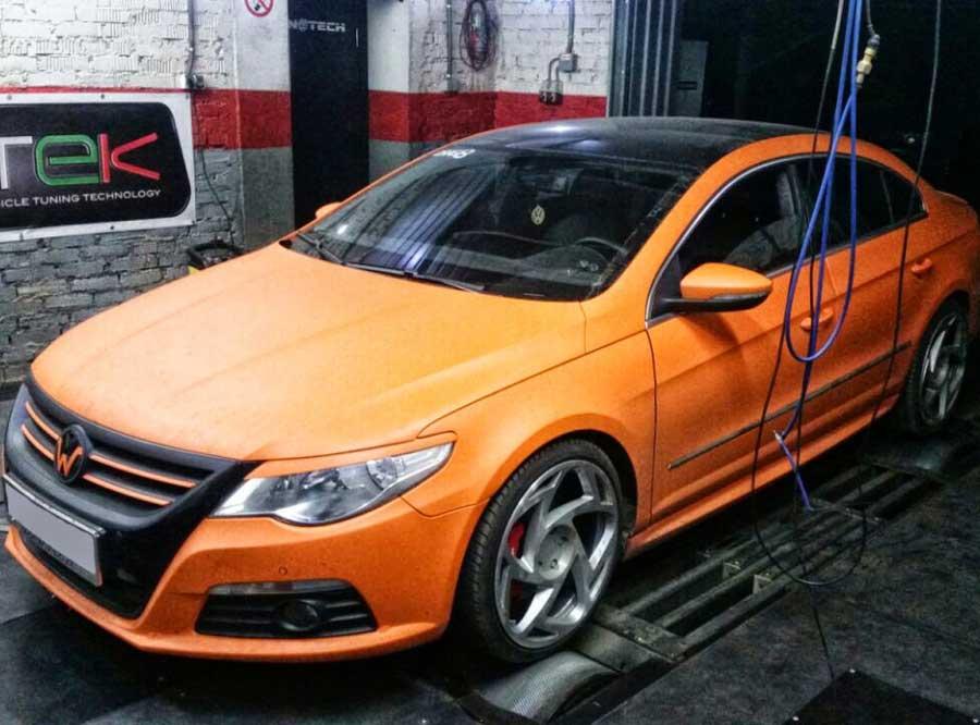 Чип-тюнинг для VW Passat CC 2.0TSI Stage 3 - AGP Motorsport